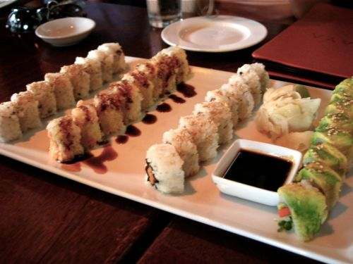 Chef's sushi selection-Duo Dishes