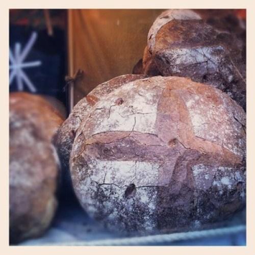 Tradycyjny polski chleb w Krakowie