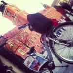 Krakowskie Przedmieście na rowerze miejskim Veturilo