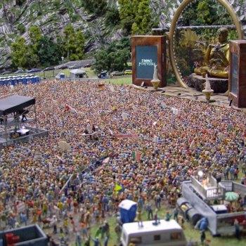 Koncert DJ BoBo w Szwajcarii