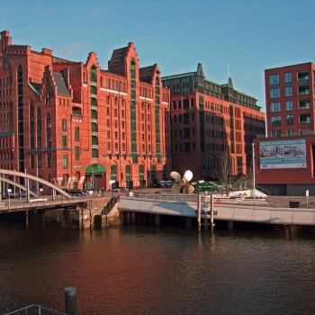 Atrakcje turystyczne Hamburga - Muzeum Morskie Internationales Maritimes Museum