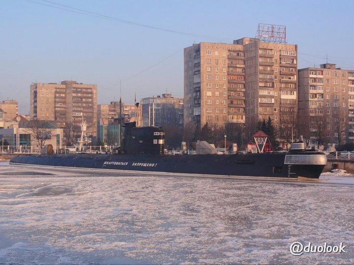 okret-podwodny-radziecki-b-415-kaliningrad-atrakcje
