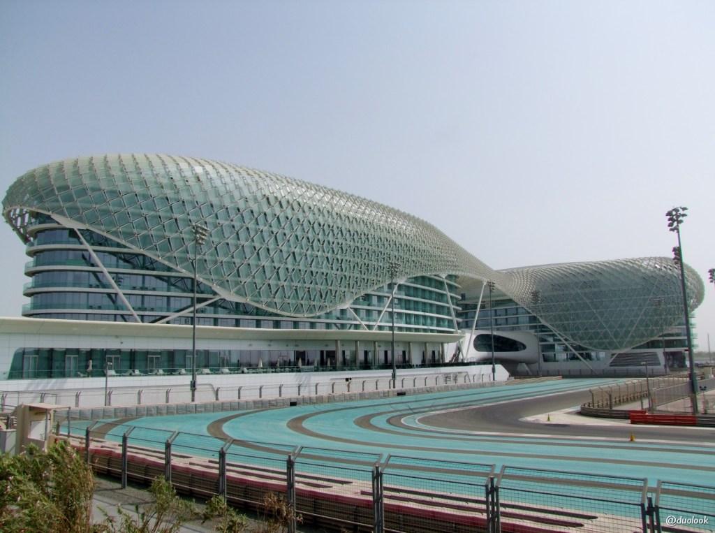 Noclegi w Abu Dhabi Hotele w Emiratach Arabskich