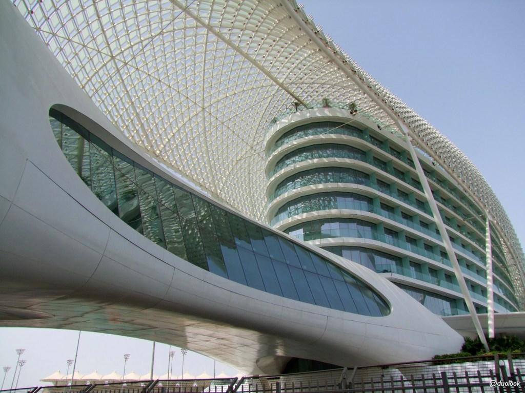 architektura najsławniejsze hotele Abu Dhabi