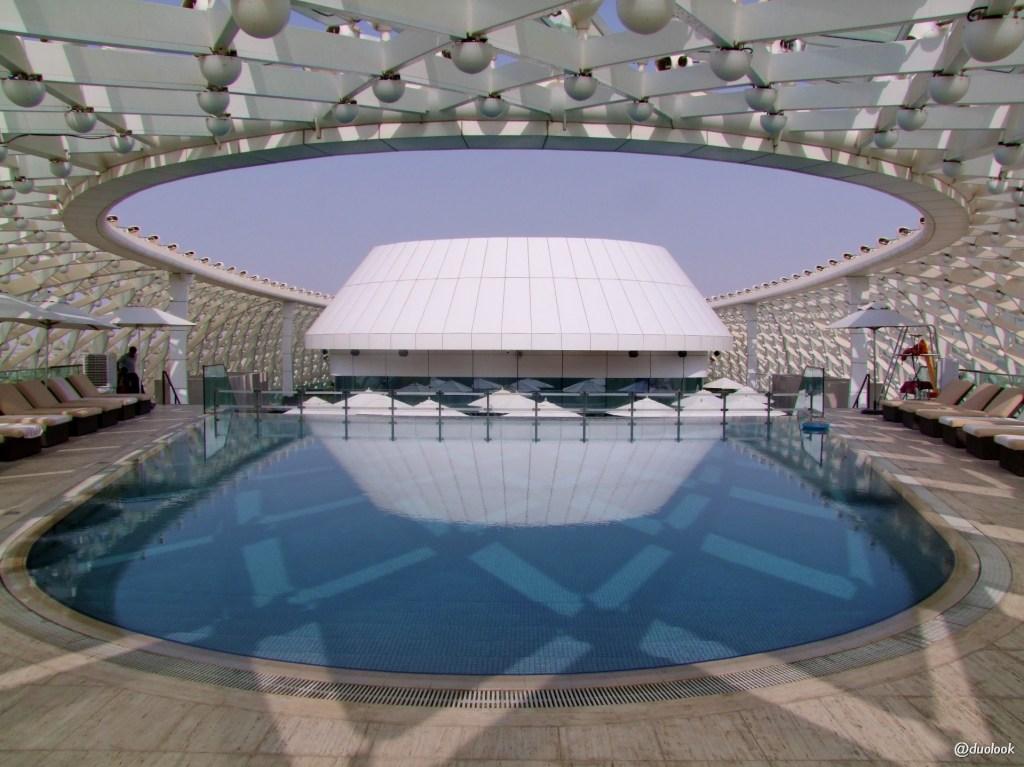 Atrakcje Abu Dhabi emiraty arabskie