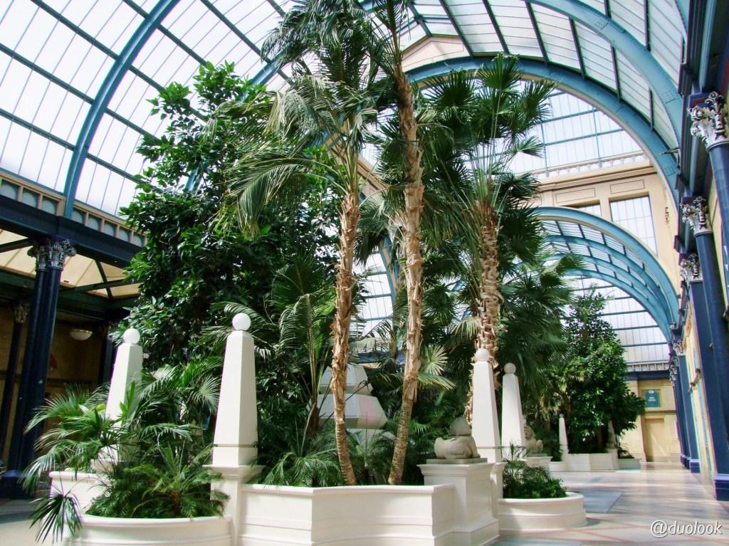 londyn alexandra park wood green atrakcje palmiarnia