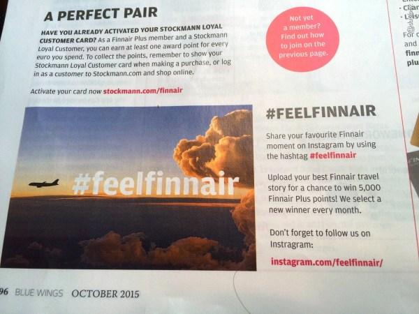 finnair-socialmedia-hashtag