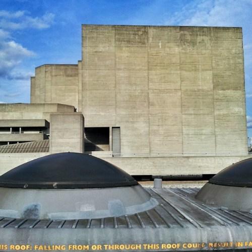 brutalizm w londynie architektura przewodnik