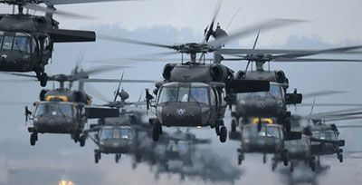 7 Facts Of The Uh 60 Black Hawk Helicopter