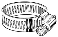 316 Grade Stainless Hose Clamps | DuPage Products Group