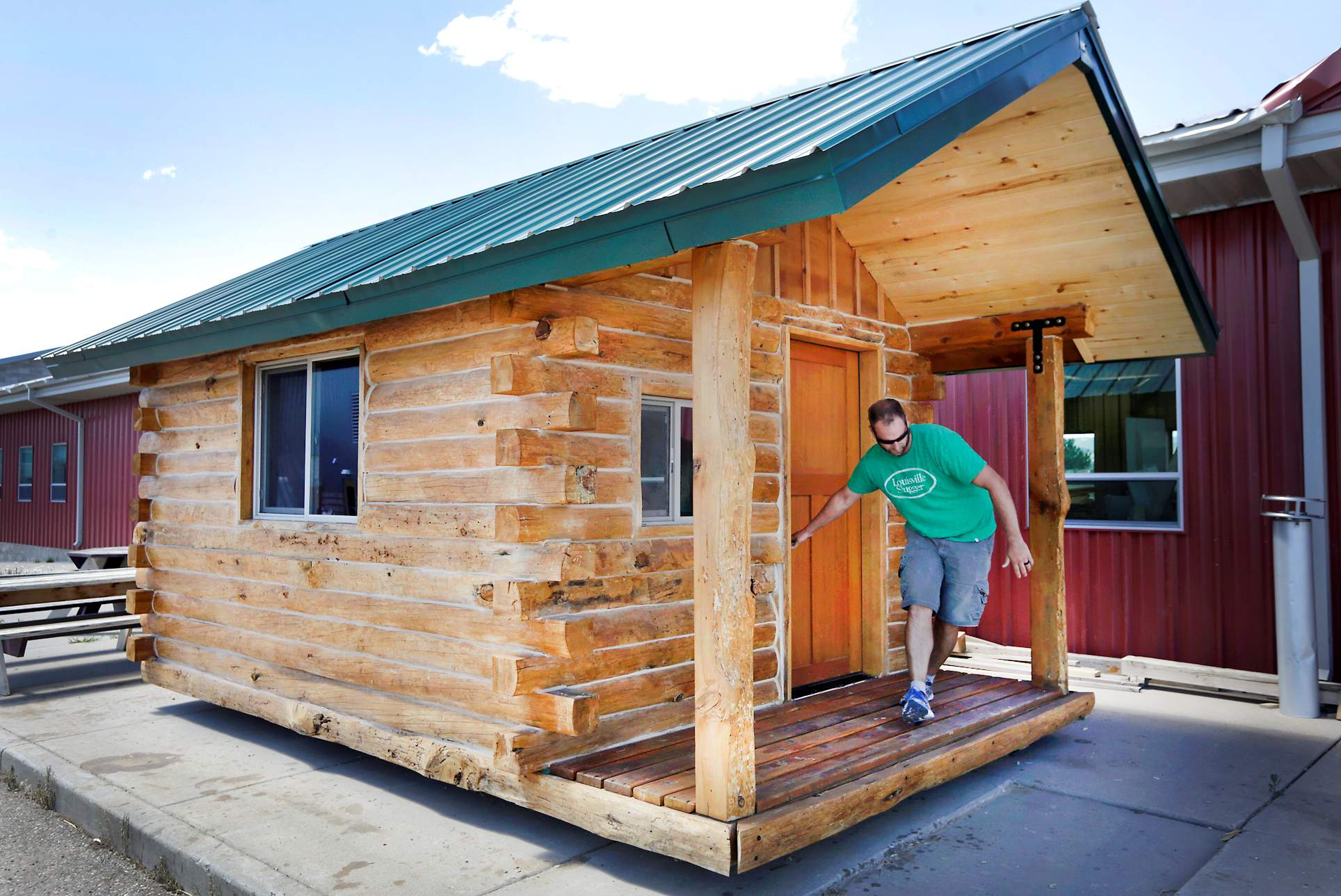 Supreme Tiny Homes Helping To Make Housing La Plata County Real E Makes Tiny House Living An Option Curtis Career Technology Teacher At Bayfield Rising Prices curbed Tiny House Jamboree