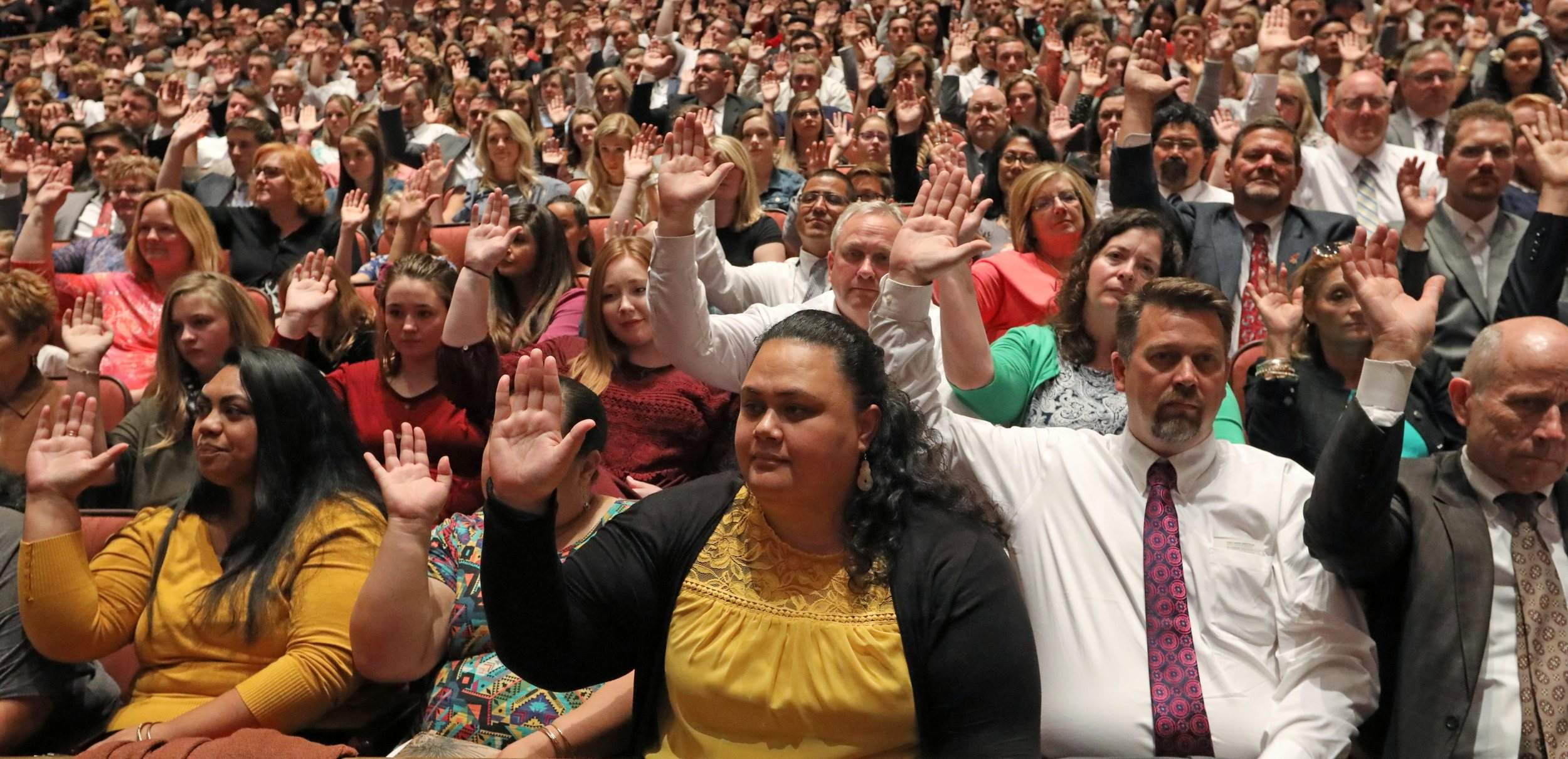 Mormons To Spend Less Time At Church On Sundays