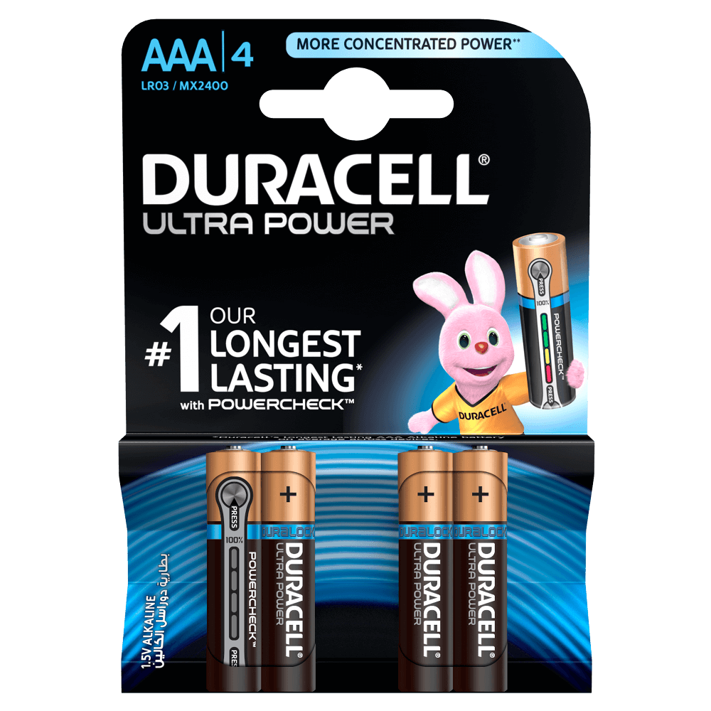 Aaa Baterien Duracell Ultra Power Aaa Batteries