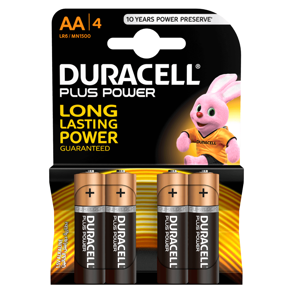 Batterie Aa Powercheck Technology Duracell