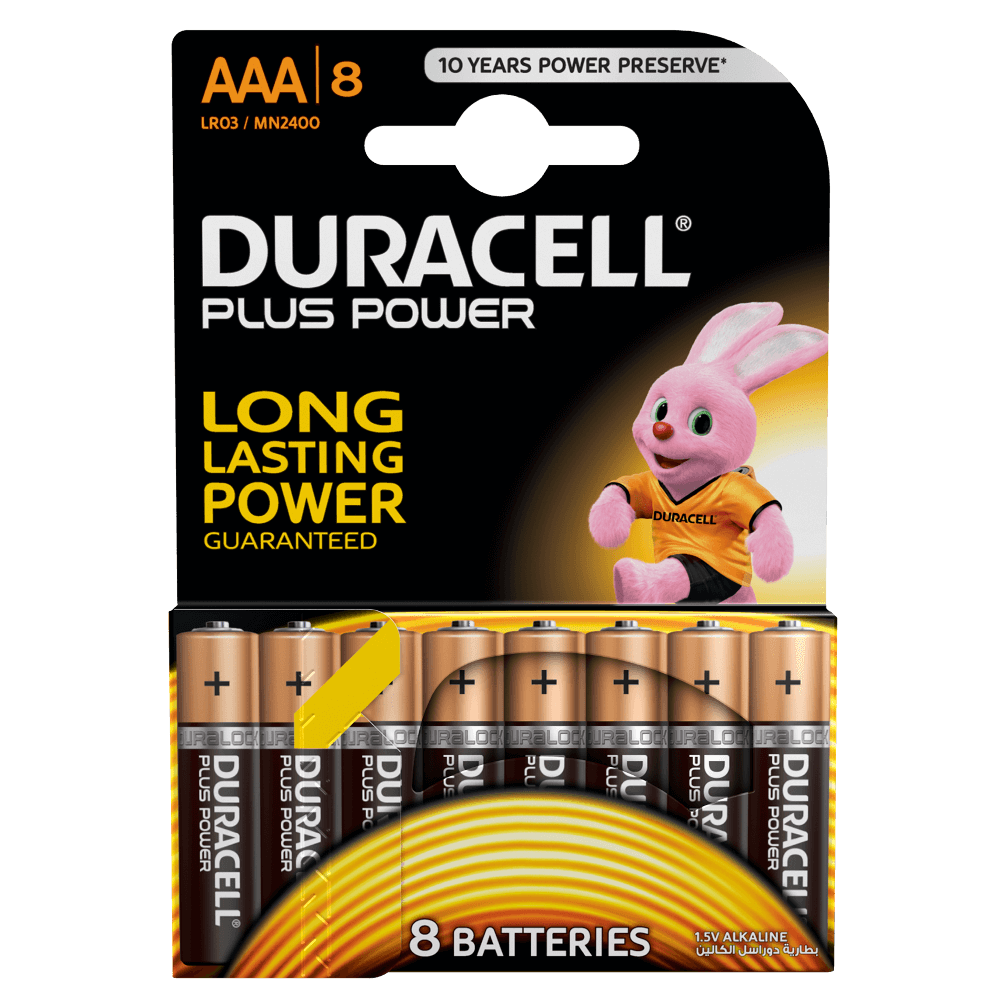 Batterie Aa Duracell Plus Power Aa Batteries