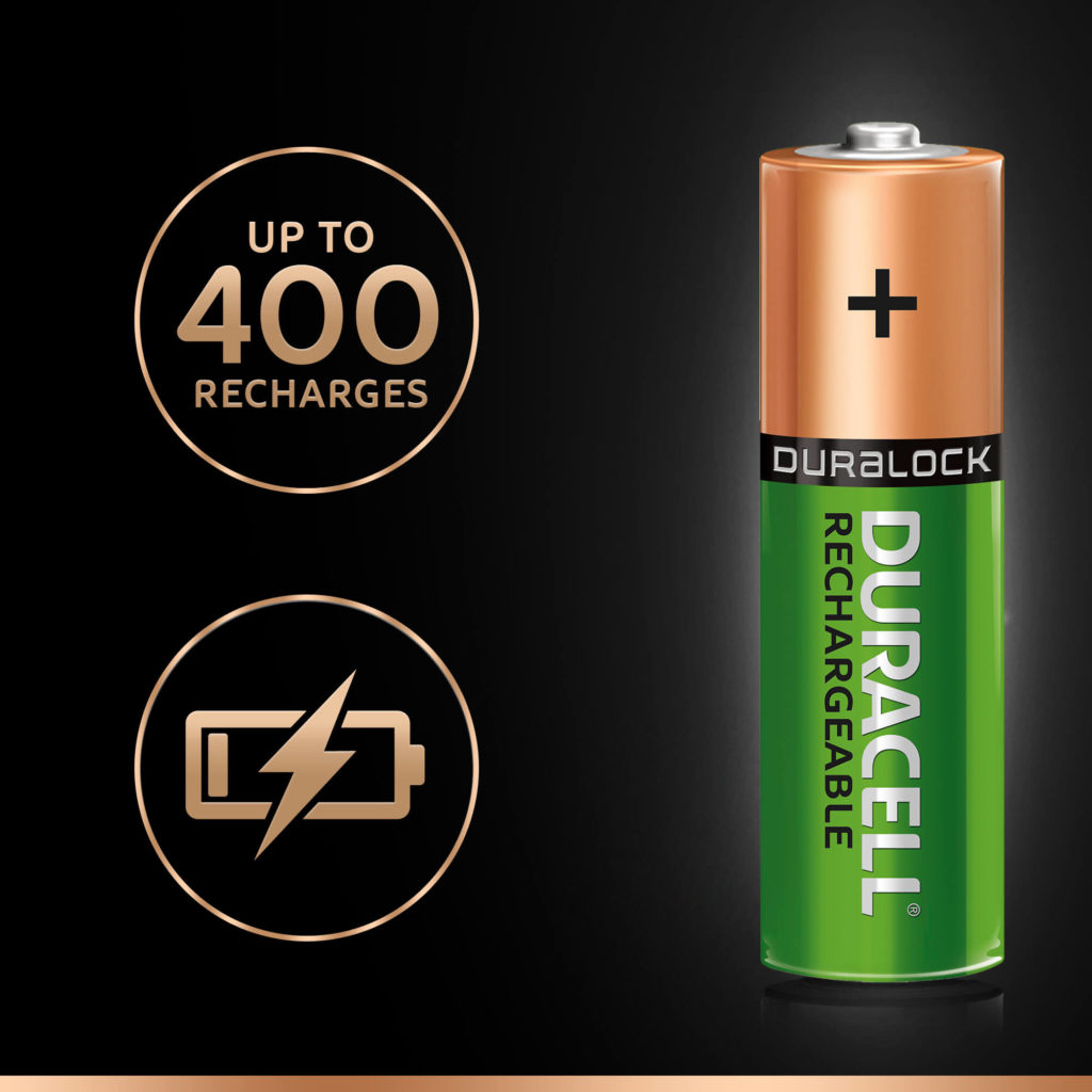 Batterie Aa Duracell Recharge Ultra Aa Batteries