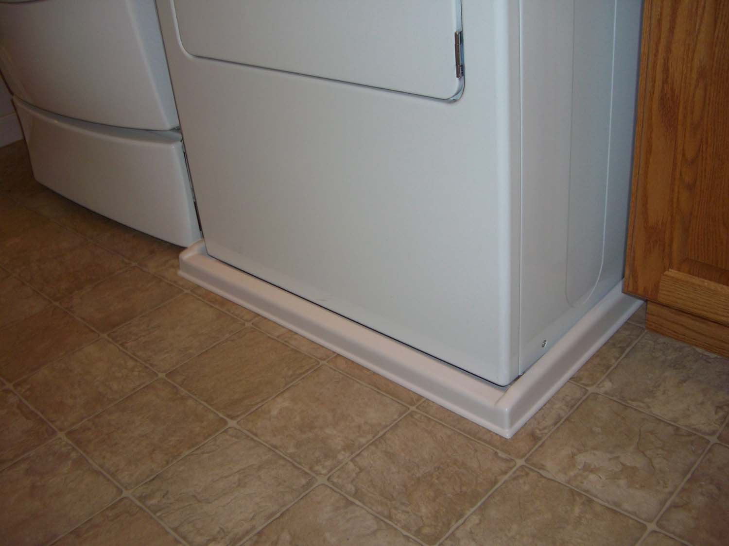 Washer Pan What Is A Pedestal For Washer Dryer Diy Laundry Pedestal