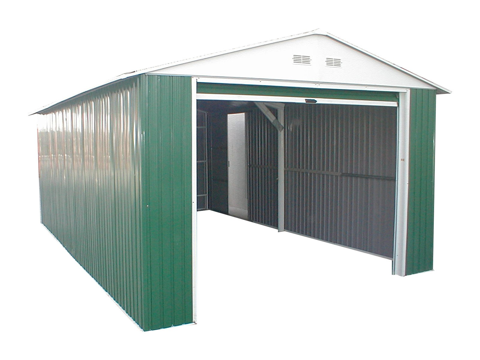 Garage Home Extension Duramax 55261 Imperial Metal Building 12x32 55261 Is On Sale