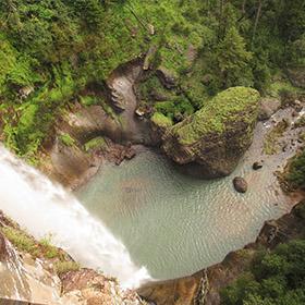 Cascada Salto del agua (3)
