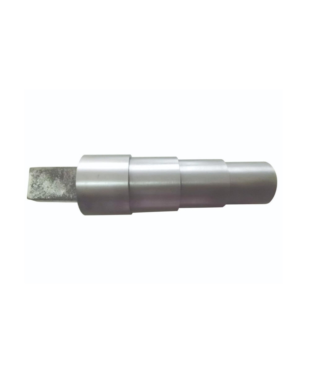 Connector Tang Mandrel With Tang Round Stepped