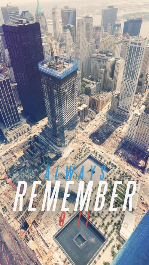 9-11 iPhone 5 wallpaper