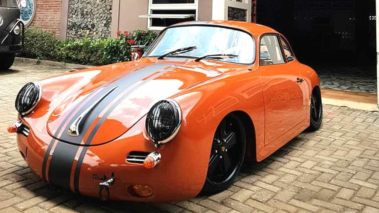 Replica ???? Make Your Own Porsche 356 Or 550 With A Replica Kit From Ebay