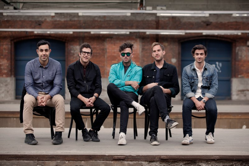 Arkells (Photo courtesy of Auteur Research)