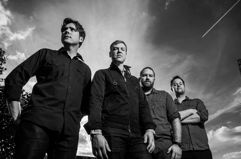 Jimmy Eat World (Photo courtesy of Billboard)