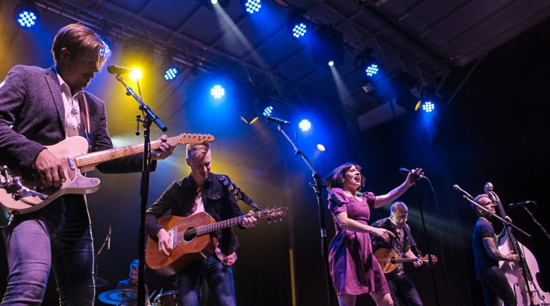 Skinny Lister – CityFolk Festival: Thursday September 15, 2016