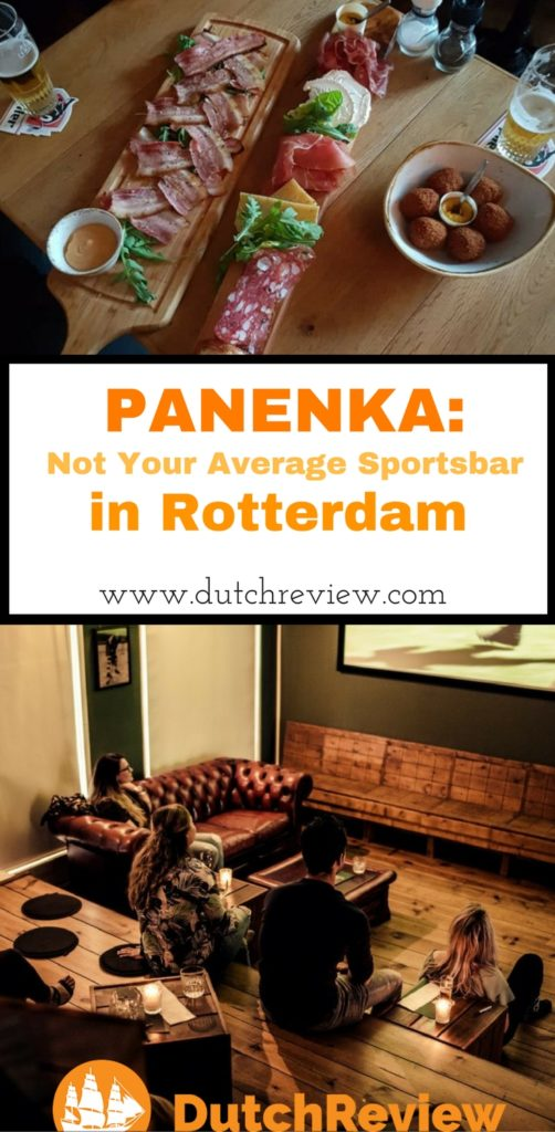 Gin Bar Rotterdam Panenka: Not Your Average Sportsbar In Rotterdam – Dutchreview