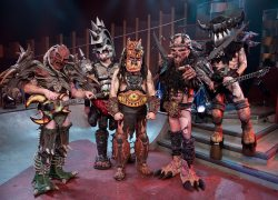Gwar In Concert - Los Angeles, CA