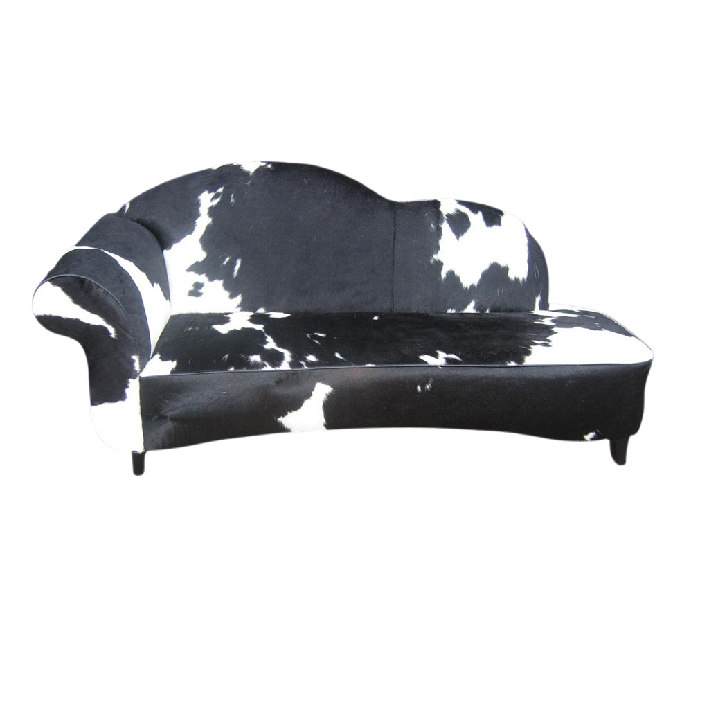 Bank Chaise Lounge Chaise Lounge Bank Koeienhuid Dutchskins