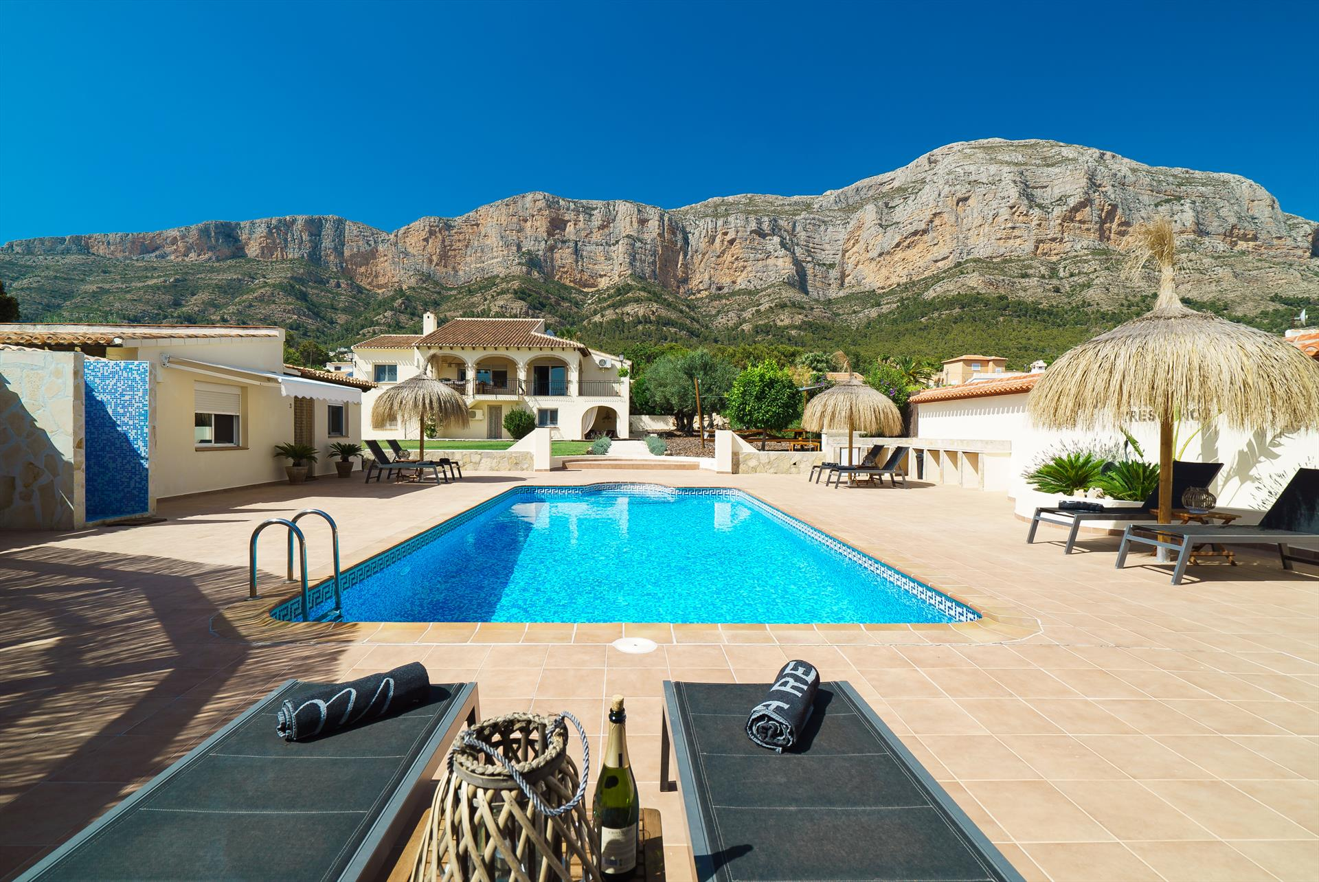 Luxury Holiday Villa With Pool 6 Luxury Holiday Homes With Private Pool In Denia And Surroundings