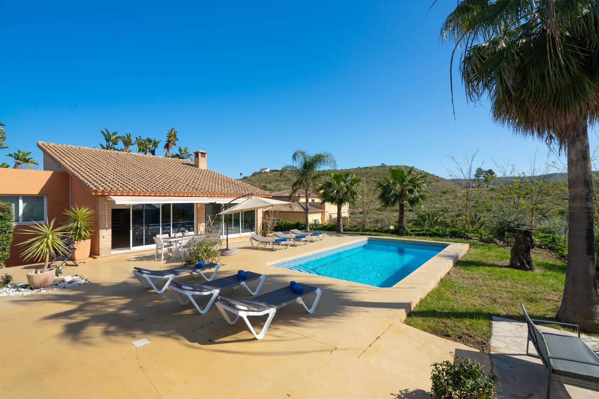 Ferienhaus Mit Pool In Xabia Ariel Holiday Home In Javea Costa Blanca Spain