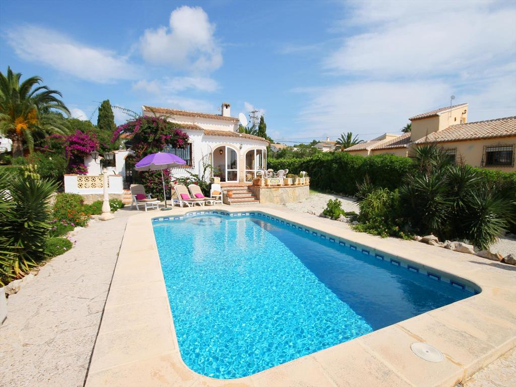 Ferienhaus Mit Pool In Xabia Margarita Holiday Home In Costa Blanca Javea Spain