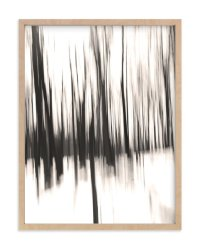 Trees in Motion Wall Art Prints by Georgia Bateman | Minted