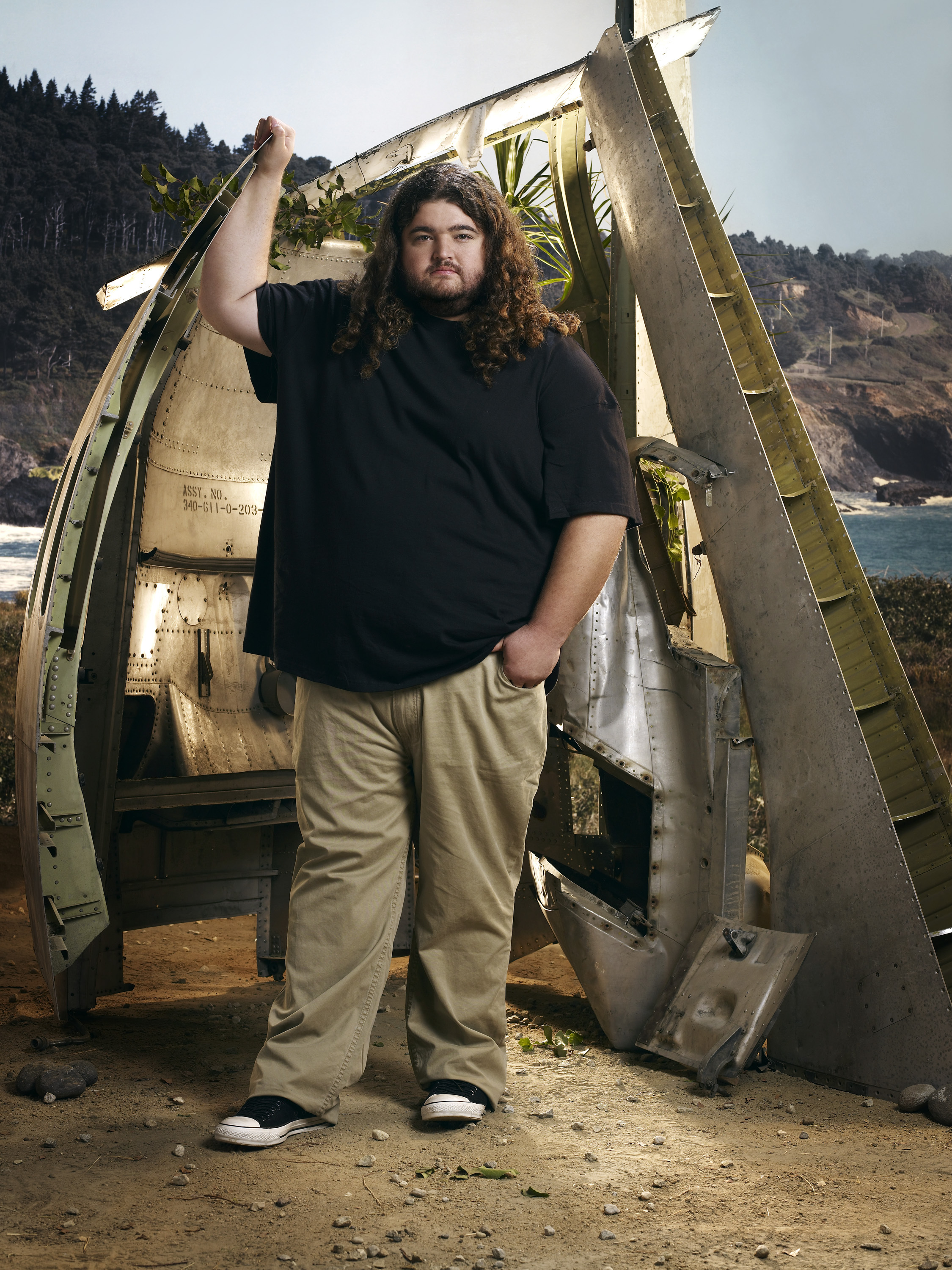 Famous Wallpapers For Girls Lost Jorge Garcia As Hurley Hugo Reyes Dvdbash