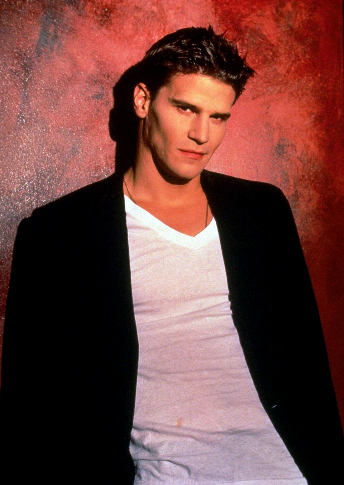 Moving Wallpapers For Girls Buffy 2013 Gallery 10 Angel David Boreanaz Photos Dvdbash