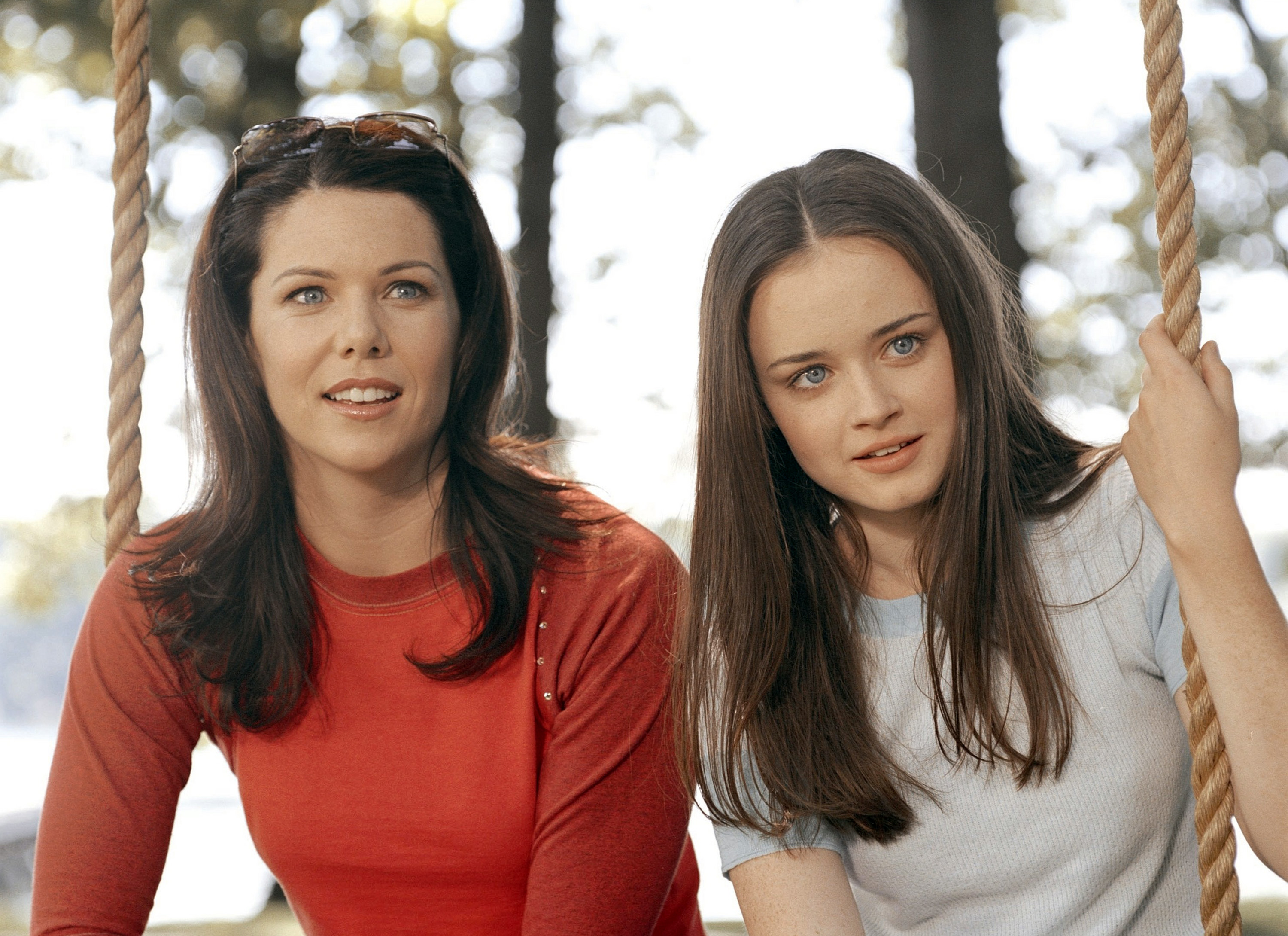 Emo Girl Wallpaper 2014 Gilmore Girls 2014 Gallery 04 Lauren Graham As Lorelai And