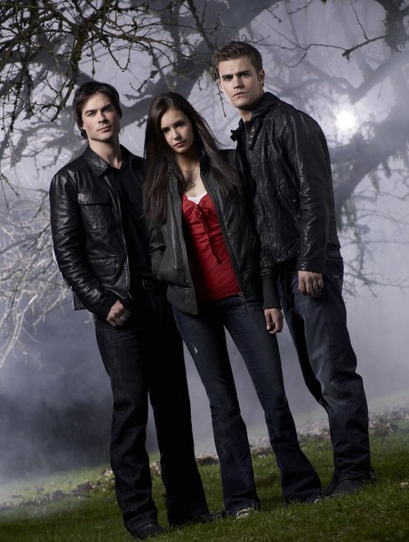 Vampire Diaries Episode 1