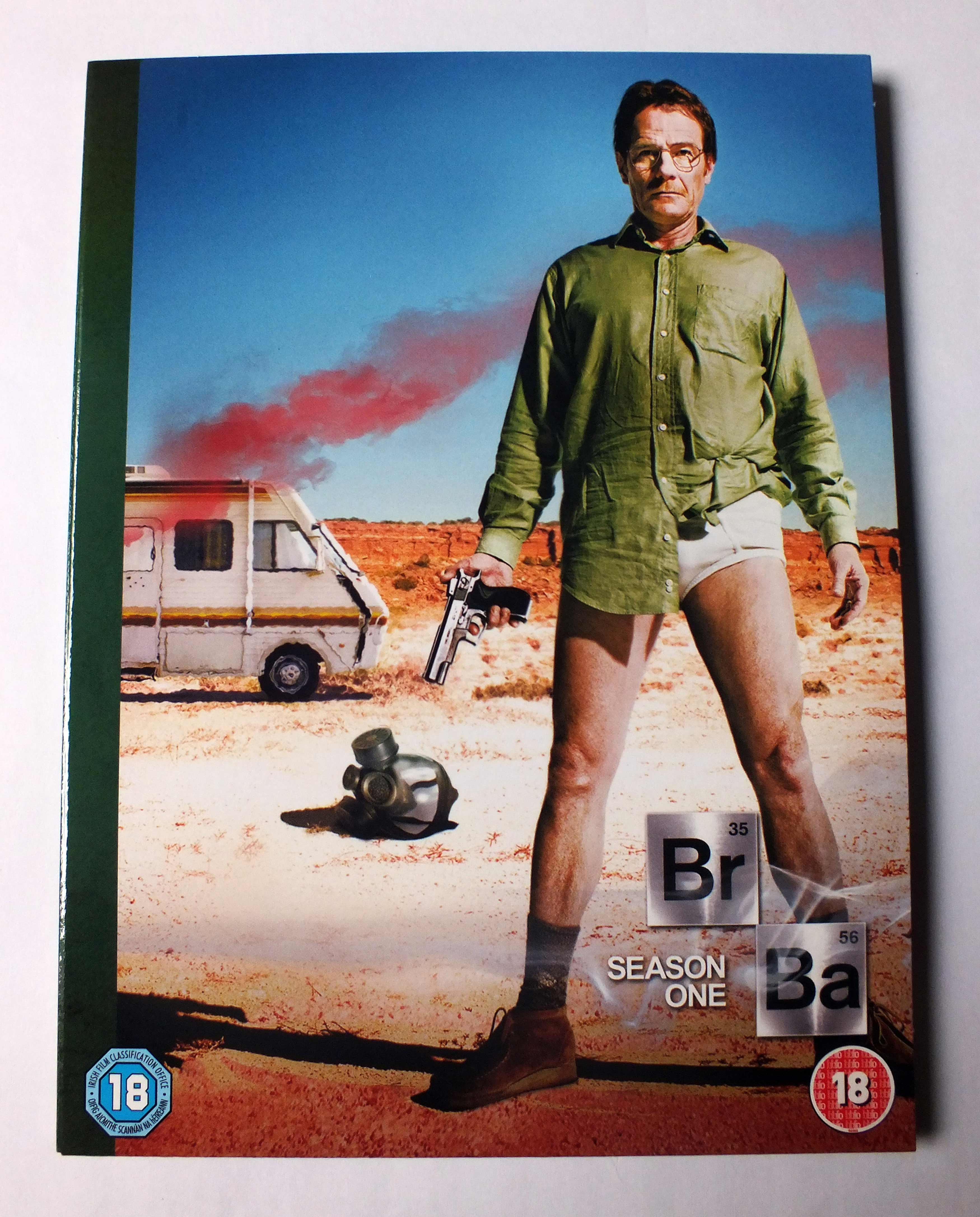Bad Serie Breaking Bad Complete Series Dvd Box Set Uk Pal B00e3r33h8
