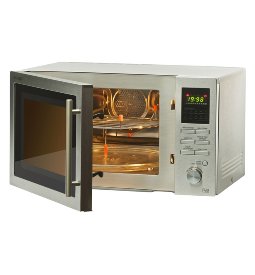Combination Microwave Oven Sharp R 84ao 220 Volt 25l Convection Microwave Oven With Grill