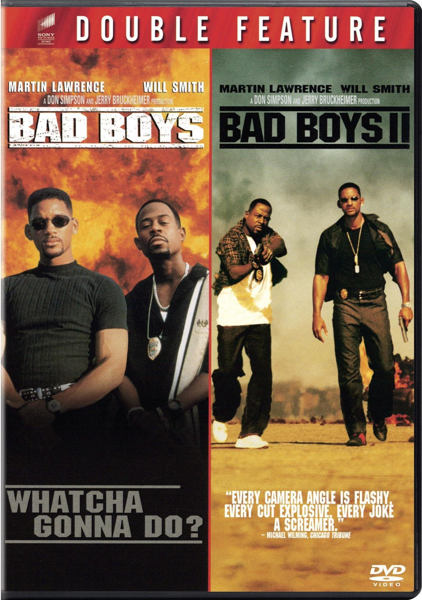 Bad Boys Dvd Release Date - Bad Boys