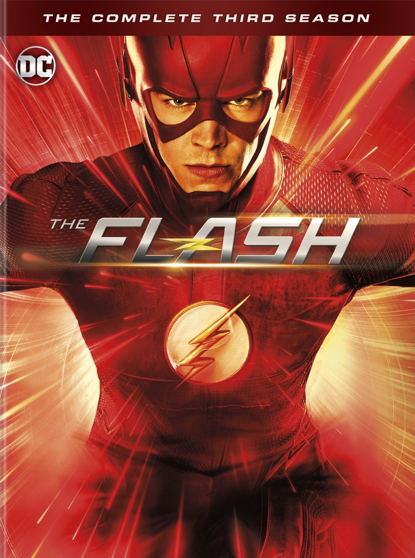 3 Flash The Flash Dvd Release Date
