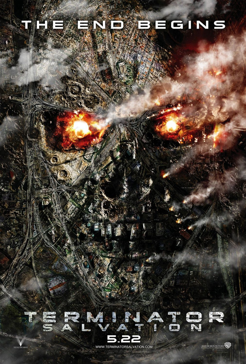 Terminator Salvation Terminator Salvation Dvd Release Date December 1 2009