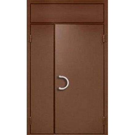 двери металлические на лифтовой холл