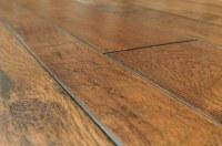 Vanier Engineered Hardwood - Handscraped Mixed Widths ...