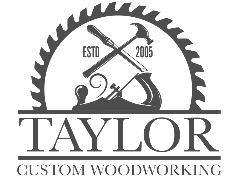 Awesome Fall Wallpapers Logo Design For Taylor Woodworking By Double Vision