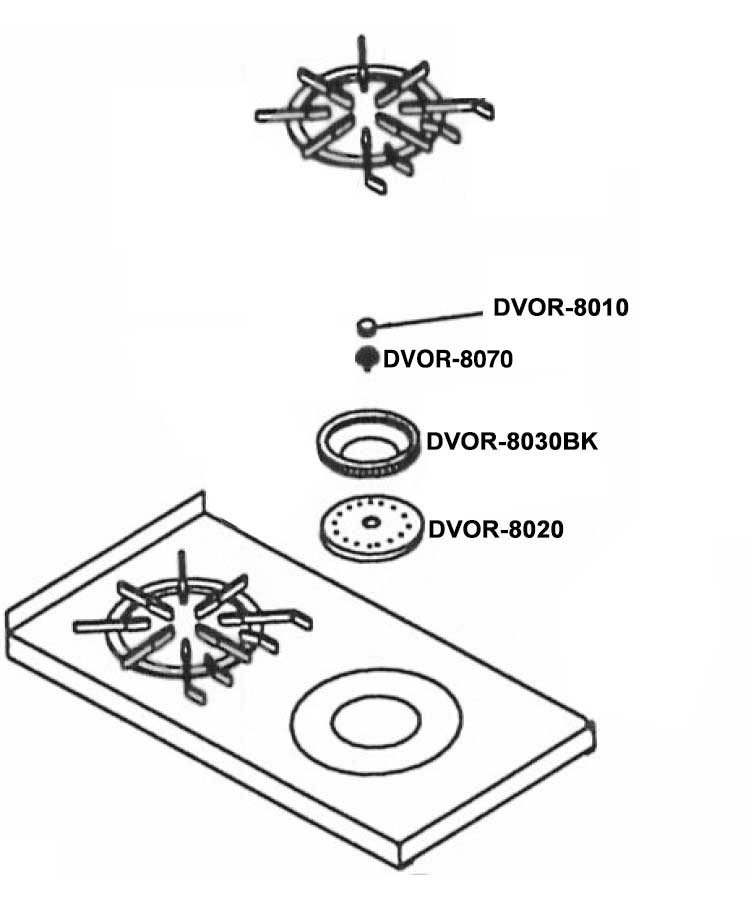 stove range replacement parts induction cooktop wiring diagram