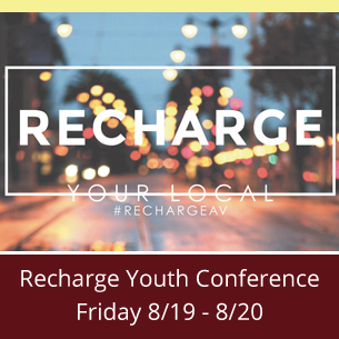 Recharge Youth Conference